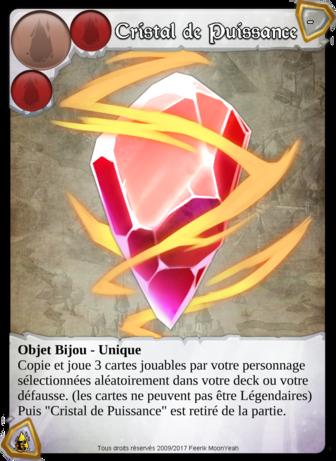 Cristal de Puissance