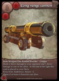 canon longue portée