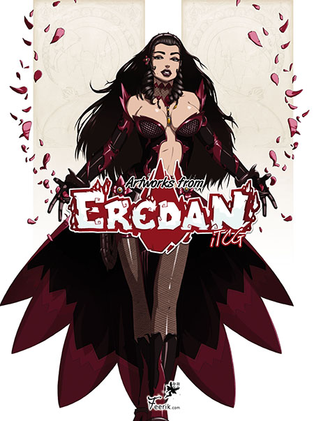 Couverture Artbook Eredan iTCG